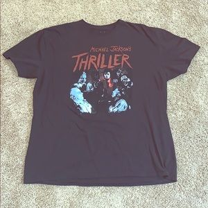 Other - Micheal Jackson Tee (Thriller)